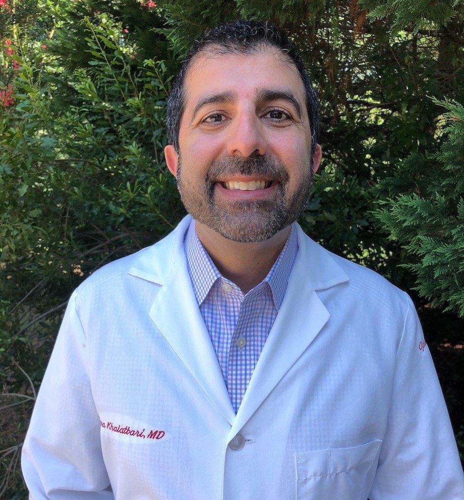 Dr Dara Khalatbari